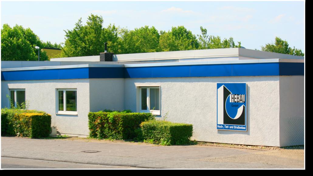Hebau GmbH Mainz Kanalbau, Strassenbau, Pflasterarbeiten aller Art seit über 55 Jahren